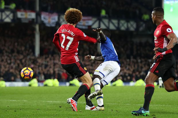 Fellaini's felony furthers fan frustration