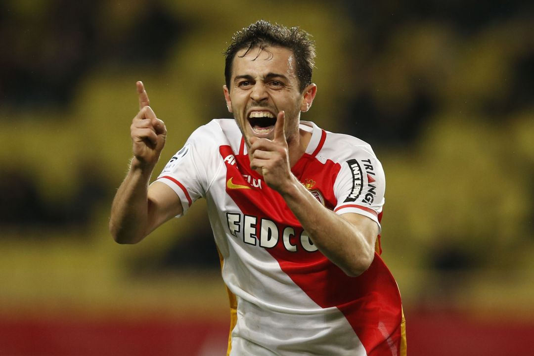 Proceeds from Memphis and Schneiderlin's sales would barely cover half the purported price for AS Monaco's Bernardo Silva