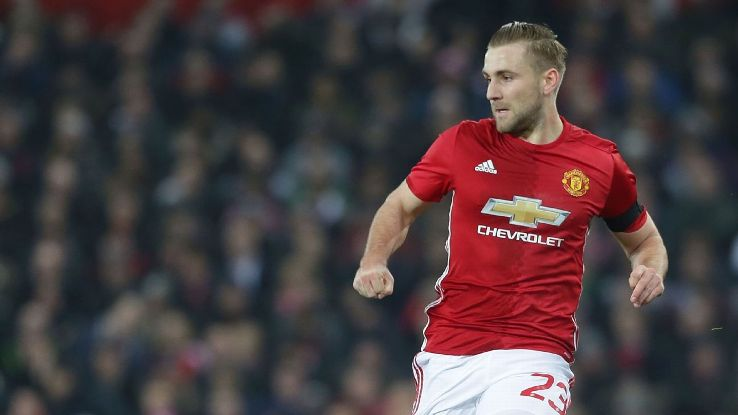 The curious case of Luke Shaw