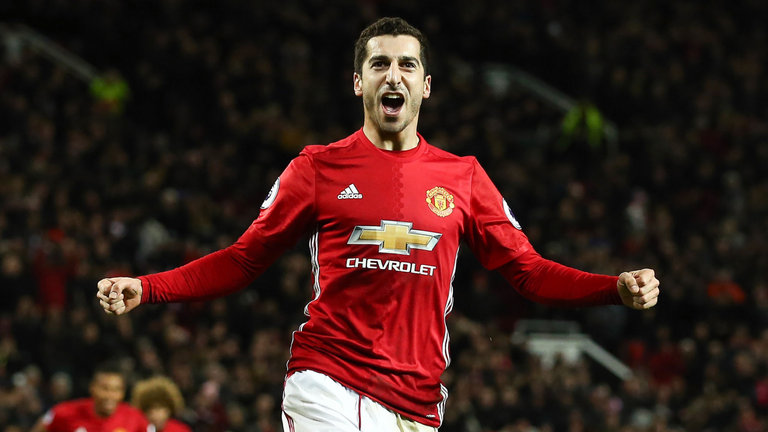 There's no more Mkhi taking about United's star Armenian