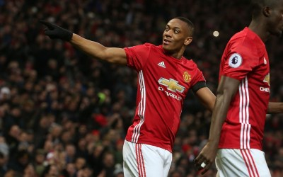 Second season syndrome can spur Anthony Martial on to greater things