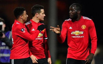 Forget about the price tag, Romelu Lukaku is improving no end at United