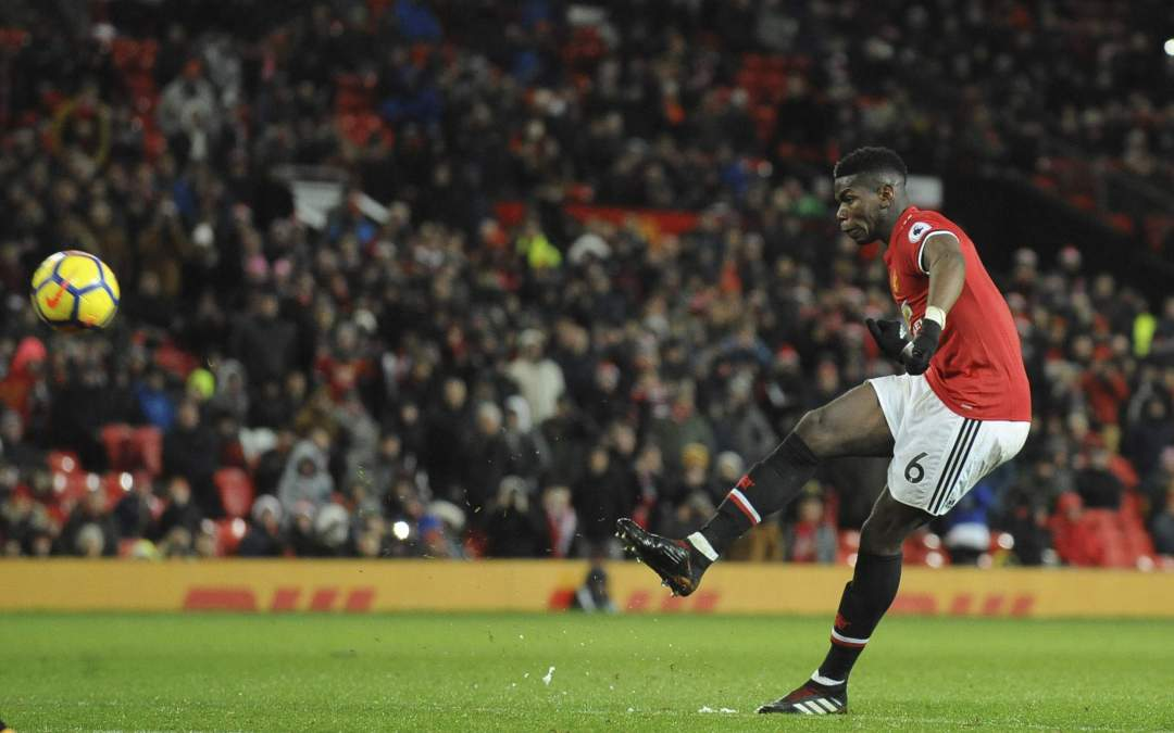 Paul Pogba's critics are harsh, he should be celebrated