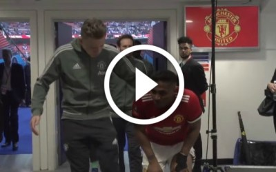 Scott McTominay's actions in the tunnel at Wembley will delight United fans