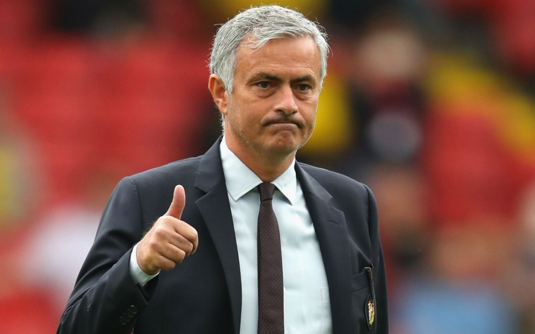 Jose Mourinho shows class as Man City become champions