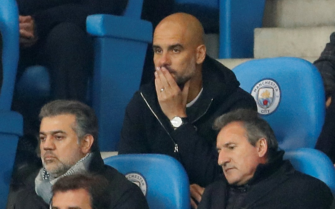 Pep Guardiola still rattled after Manchester derby