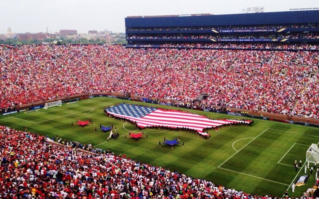 Manchester United and Tottenham to compete in 2018 International Champions Cup
