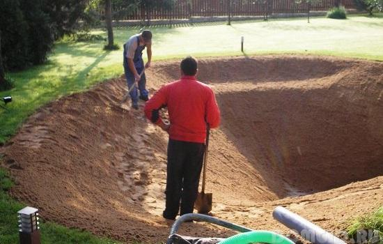 Is it possible to make a pond without waterproofing  How to