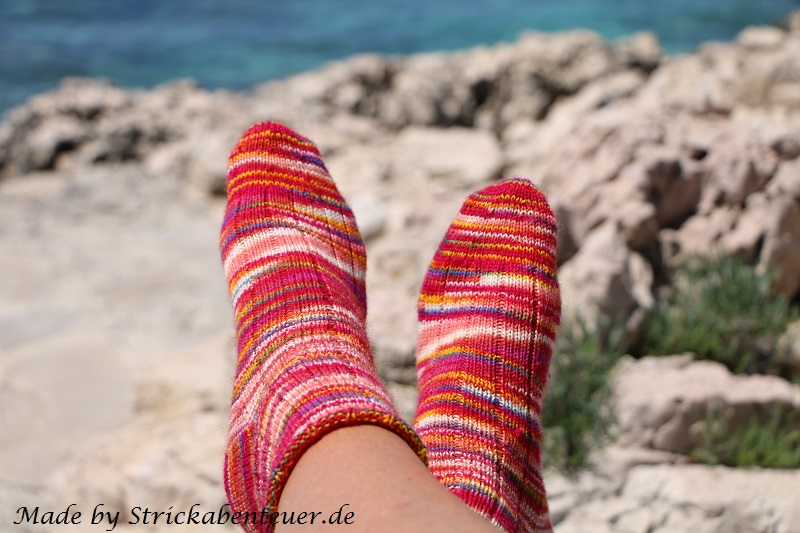 Süchtig nach Blender Socks