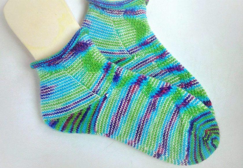 Schätzchen Socken Strickabenteuer
