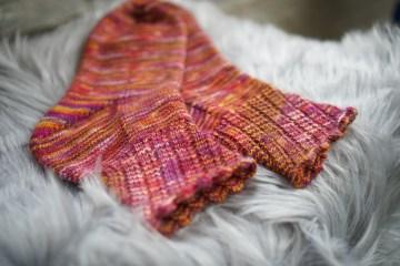 Nixen-Socken von strickabenteuer.de