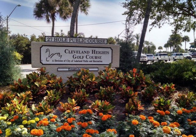 Cleveland Heights Golf Course, Lakeland, FL