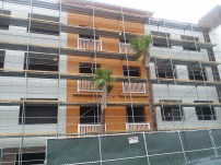 Systems Scaffold, Lake Lofts at Deerwood, Jacksonville, FL