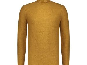Turtle Neck Cotton Nylon