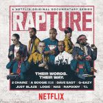 "STREAM THE ""RAPTURE"" SOUNDTRACK FT. NAS, DAVE EAST, LOGIC & MORE."