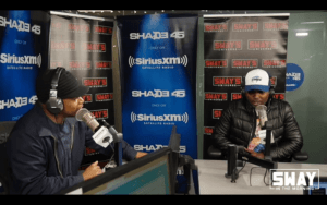 Drag-On Talks Swizz Beatz, Ruff Ryders & New Music @Sway In The Morning