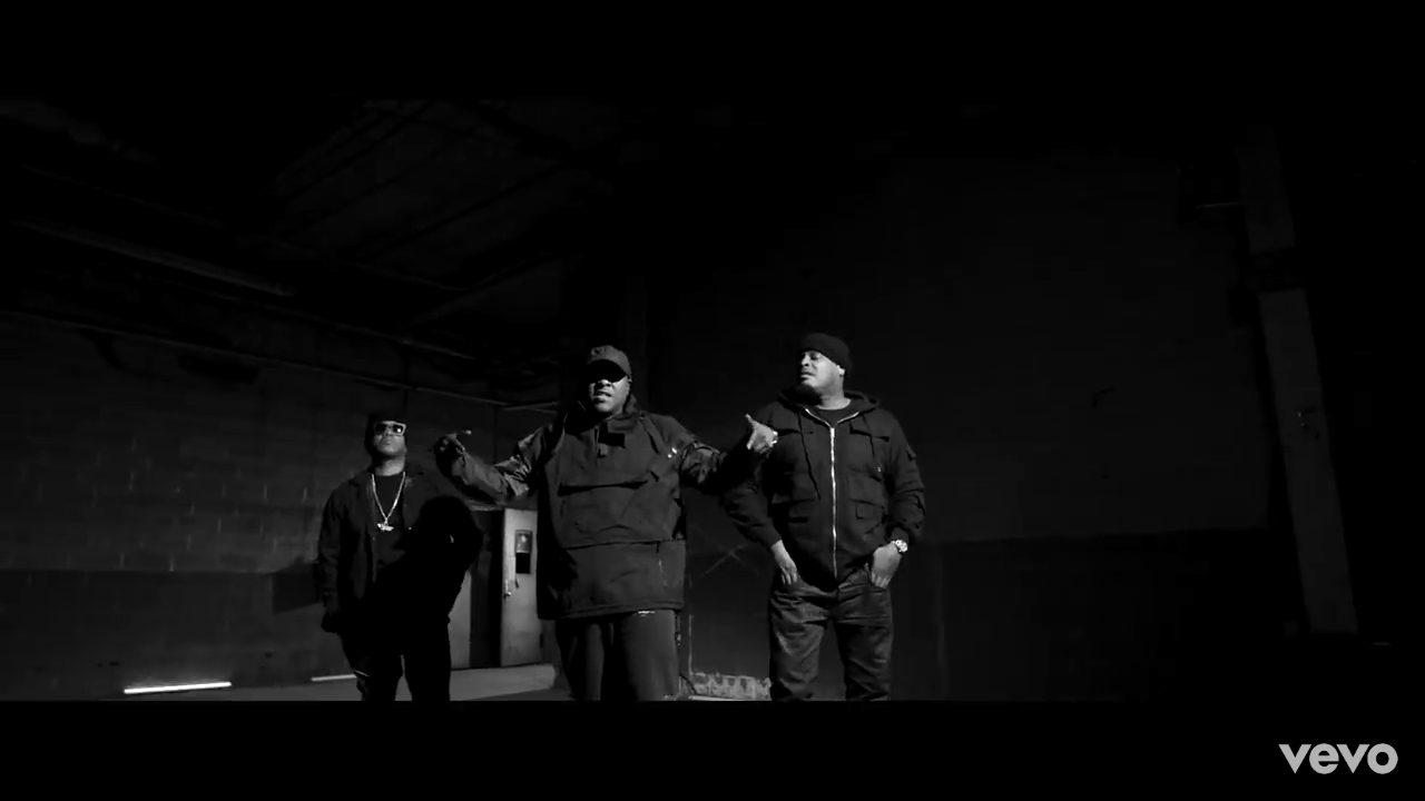 """The Lox- """"Never Over"""" (Official Video)"""