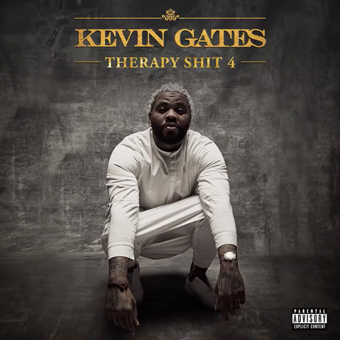"""Listen To Kevin Gates """"Therapy Sh*t 4"""""""