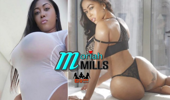 Feast Your Eyes On Former Adult Film Star Moriah Mills