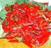 Pepper, Aji Colorado (Capsicum baccatum), packet of 50 seeds, organic