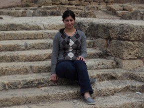 Me in Caesaria