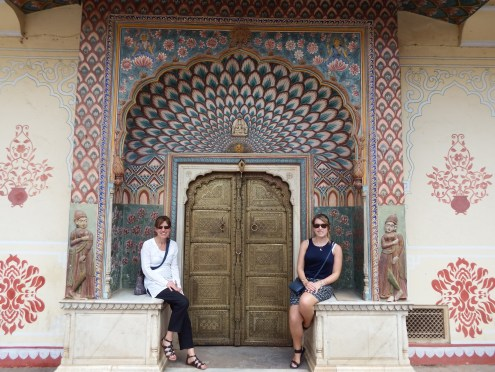 The City Palace and Wind Palace, Jaipur