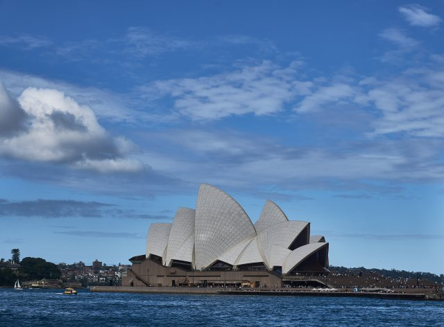 Just a few of Sydney's sights