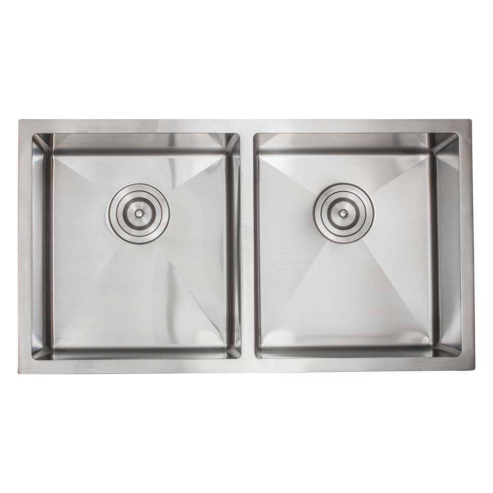 32 modern industrial stainless steel kitchen sink r5050