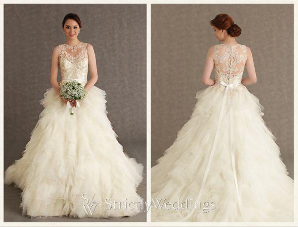 Veluz Reyes 2013 Bridal Collection