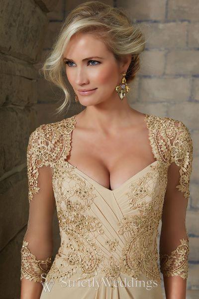 Best designer dresses for mother of the bride women