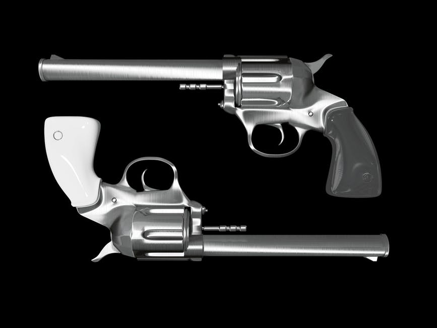 red dead redemption 2 weapons