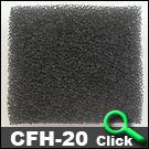 CFH-20スポンジフィルター