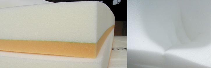 反発性の低い低反発ウレタン・低反発スポンジを小売り販売
