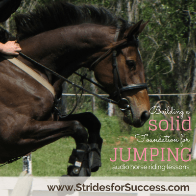 Building a Solid Foundation for Jumping