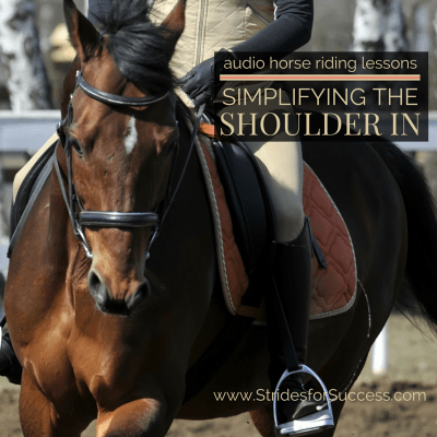 Simplifying the Shoulder In