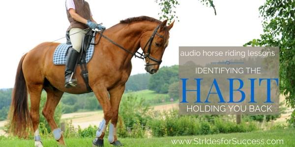 Identifying the habits holding you back