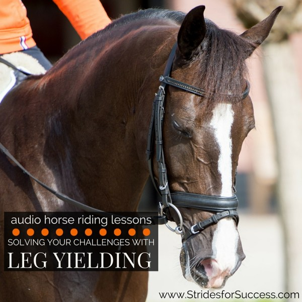 Solving Your Leg Yielding Challenges