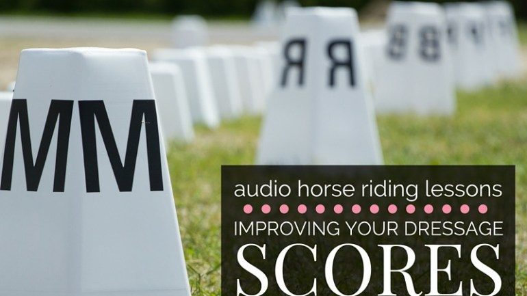 Improving Your Dressage Scores