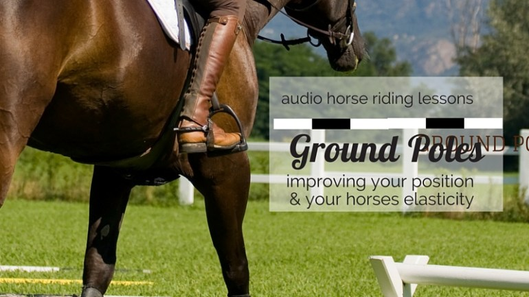 Using Ground Poles in Schooling