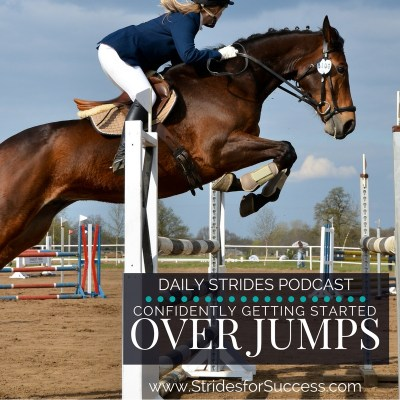 Confidently Getting Started Over Jumps