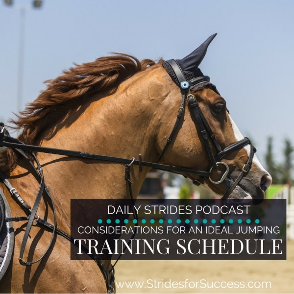 Considerations for an Ideal Jump Training Schedule