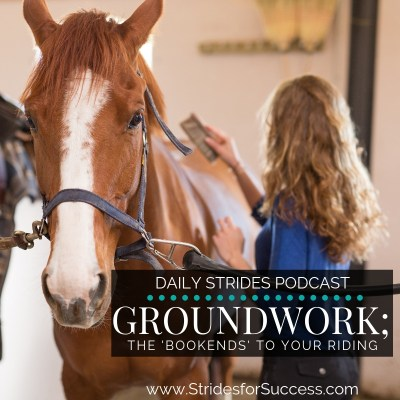 Groundwork; the 'Bookends' to Your Riding