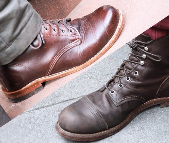 Red Wing Iron Ranger Vs Wolverine  Mile Which Is The Best Mens Boot