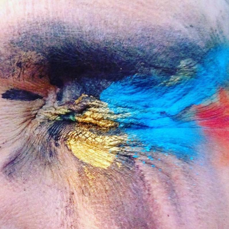 Blue blindness ©Sølvi Strifeldt