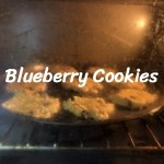 MPs Blueberry Cookies