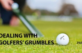 Green speeds – Dealing with golfers' grumbles – part four