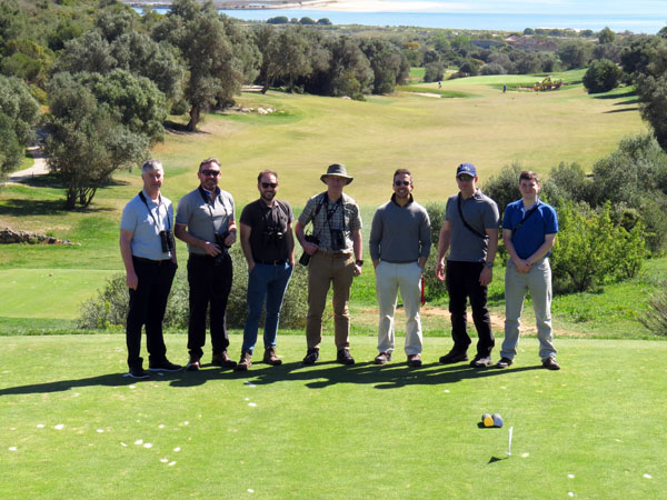 Golf Environment Award winners in Portugal