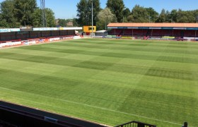 Crawley's new pitch earns respect