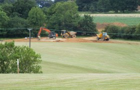 STRI awarded prestigious Stowe golf course project