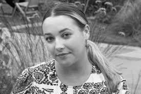 A photograph of Ellie Maynard